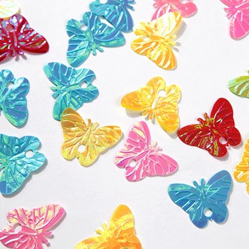 나비 반짝이스팽클(40g)