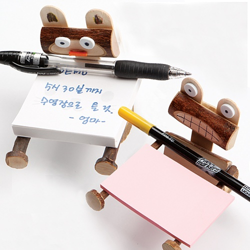 메모홀더 동물 (5인용)