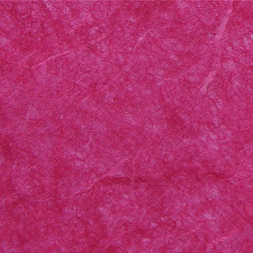 [한지]운용지-진달래색