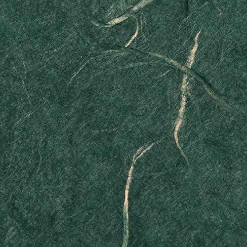 [한지]운용지-짙은녹색