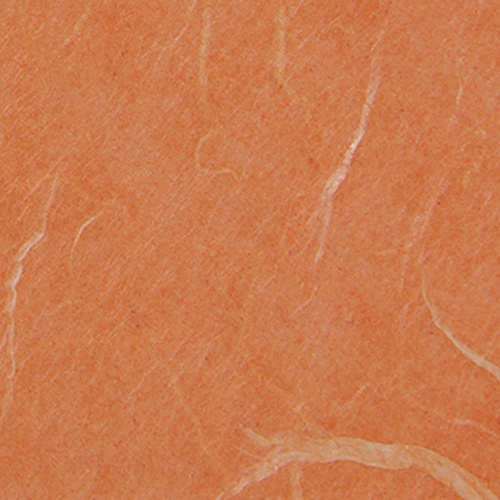 [한지]운용지-주황색