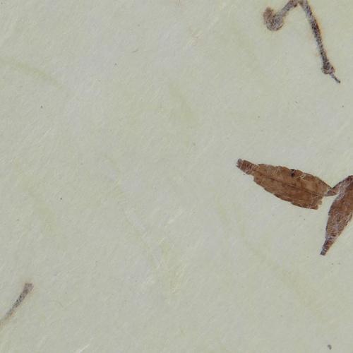[한지]낙엽운용지(37)-연한그린바탕