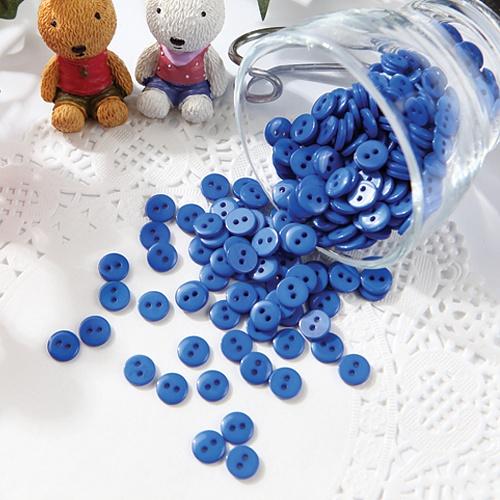 미니단추-블루(50개)