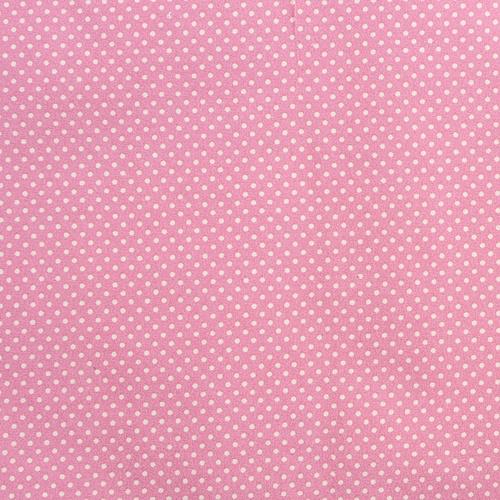 패브릭스티커 -  A3 (특대사이즈): 핑크도트
