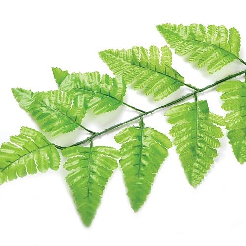 나뭇잎 조화- 고사리 부쉬 (10개)