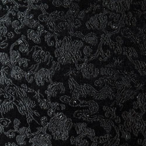 전통무늬 원단스티커 - 봉황
