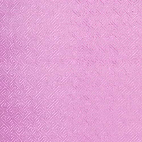 전통무늬 원단 스티커 - 미로핑크