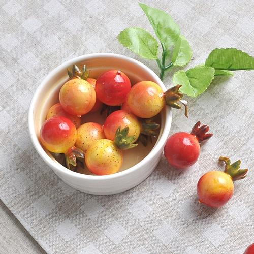미니모형-석류 (20개)