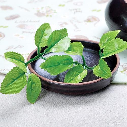 나뭇잎조화 -마운틴 잎(10개)