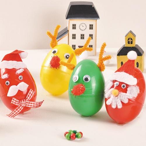 크리스마스 사탕인형( 10 개)