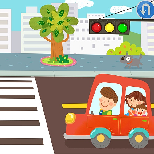 [교통수단]도로교통 현수막 (3m*2m)
