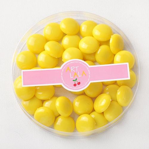 단추자석(노랑)