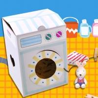 [생활도구]빙글빙글 세탁기 (5 인용)