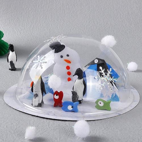 [겨울]남극 펭귄 (5인용)