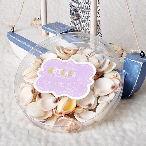 [조개류]하얀조개
