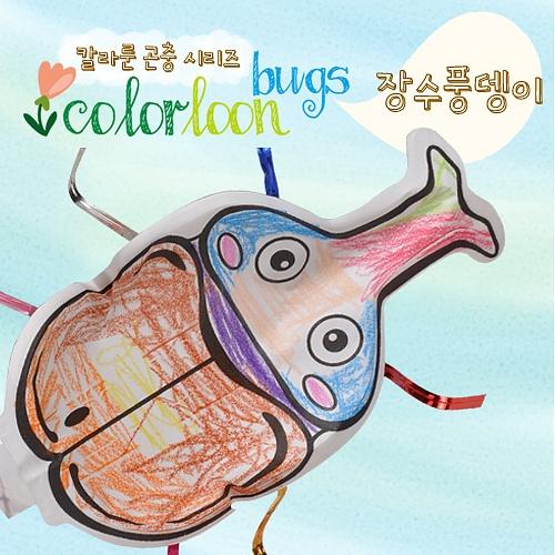 [KC인증]컬러 룬_장수풍데이