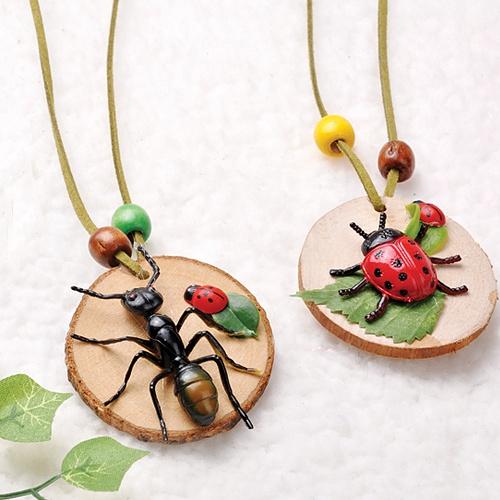 곤충 목걸이(5인용)