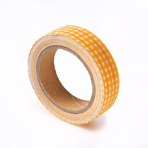 패브릭테이프- 옐로 (5M)