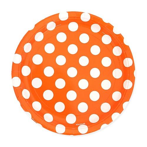 오렌지파티접시(23 cm)-6 입