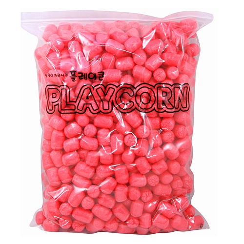 [KC안전인증]플레이콘500알(빨강)