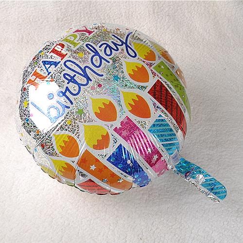 생일은박풍선-캔들스(18인치)