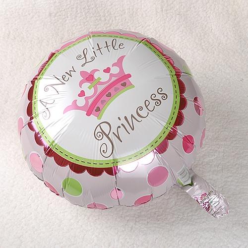 은박풍선-핑크프린세스(18인치)