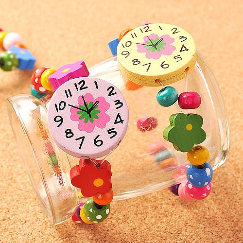 꽃시계 팔찌(5인용)