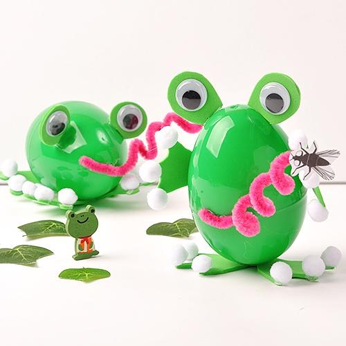 폴짝폴짝 개구리 (4인용)