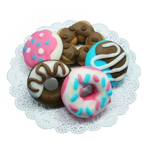 [KC인증]도넛비누만들기