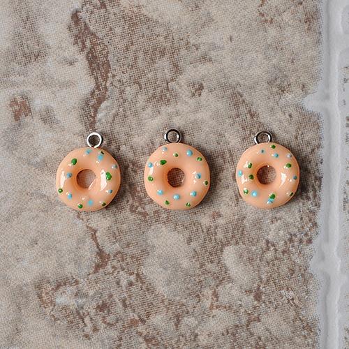 도넛링 펜던트 (1p)