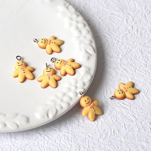 쿠키 펜던트 (1p)