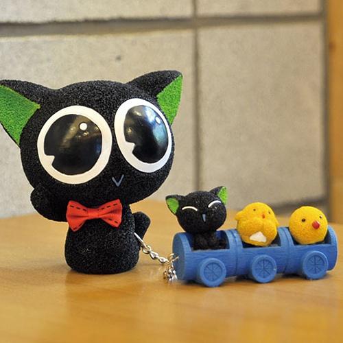 블랙캣과 친구들(블루)