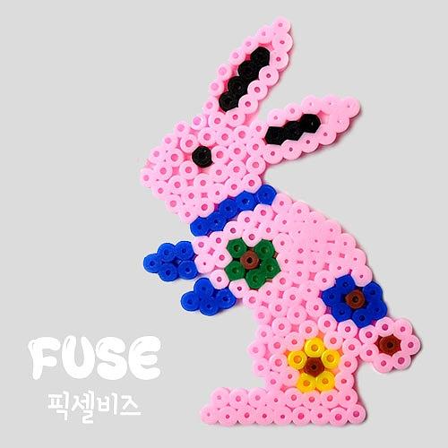 FUSE 픽셀비즈_ 토끼 [KC인증]