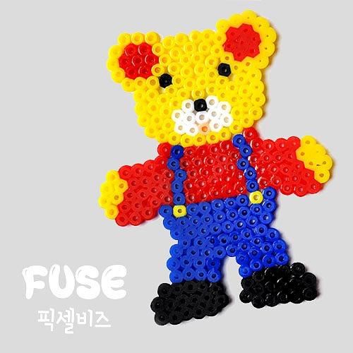 FUSE 픽셀비즈_ 곰돌이 [KC인증]