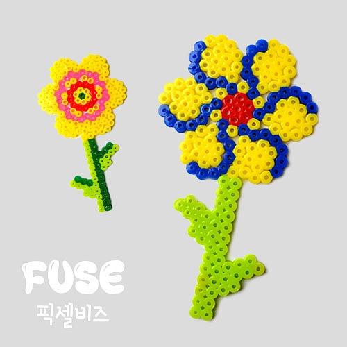 FUSE 픽셀비즈_ 꽃 [KC인증]
