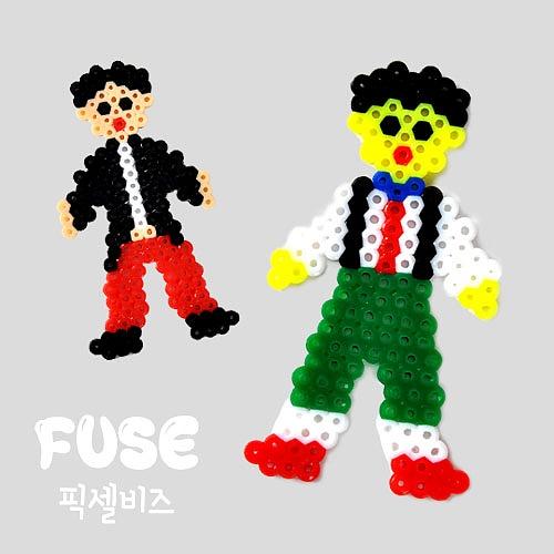 FUSE 픽셀비즈_ 남자 [KC인증]