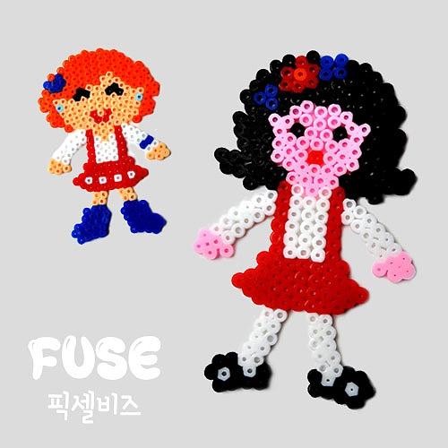 FUSE 픽셀비즈_ 소녀 [KC인증]