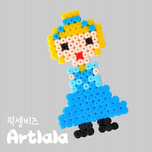 ARTLALA 픽셀비즈_ 얼음공주 [KC인증]