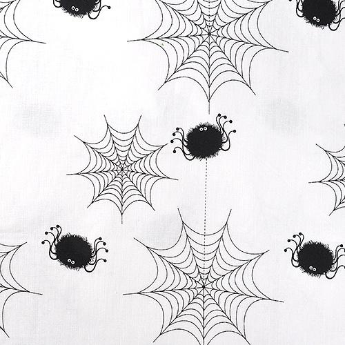 할로윈 원단 / 거미줄