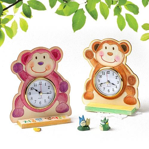 원숭이시계(시계판+ 시계알부속)