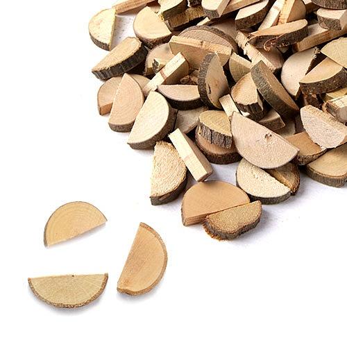 자연물_ 작은 반달 나무조각 (NA-04)