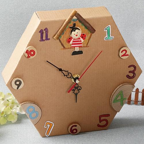 [생활도구]요정 시계만들기