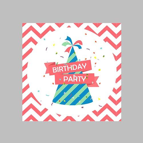 [스티커]생일파티 (10매)