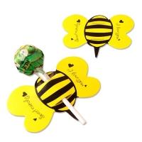 [사탕포장]꿀벌 캔디페이퍼 (10 매)