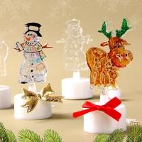 크리스마스 램프 (2종택1)