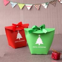 [포장박스]성탄트리 기프트백 (2종중 택1)