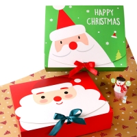 [포장박스]산타 빅 선물상자 (2종 중 택1)