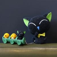 블랙캣과친구들 (그린)