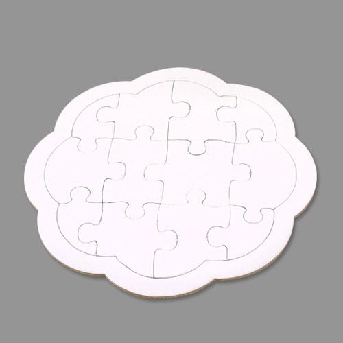 종이퍼즐_꽃모양(12조각)