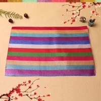 전통무늬원단스티커-색동
